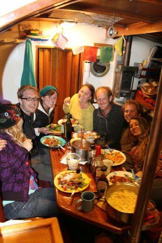 Cabin Dinner