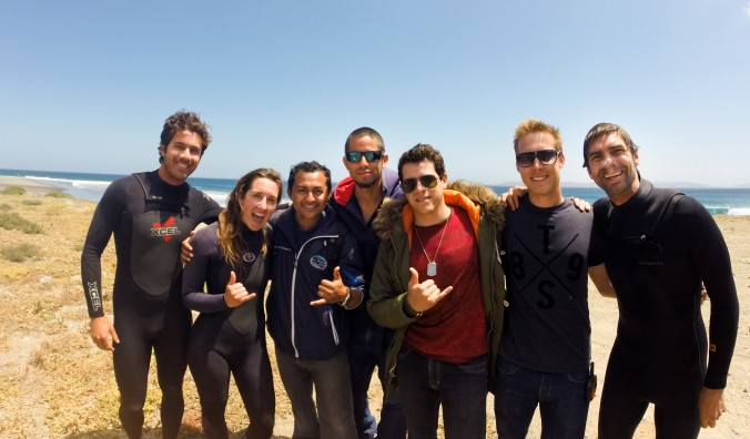 A wetsuit interview with researchers from COBI