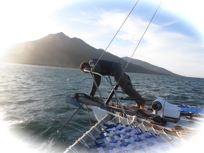 anchoring bahia