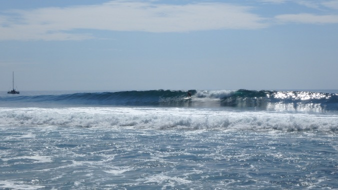Two days of perfect waves on a secret island just with my friends. When the Light is found, it shines bright.