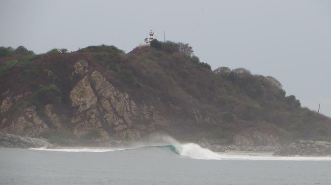 chacahua wave