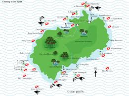 MAP SCUBA
