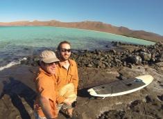 Eric & Brian in Baja