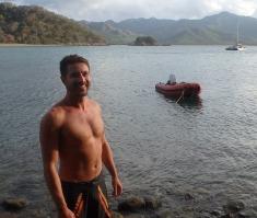 Michael in Costa Rica