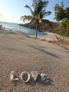Spread the love :) Playa Blanca, Nicaragua