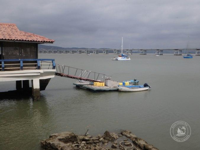 Aldebaran at Puerto Amistad, Bahia Caraquez