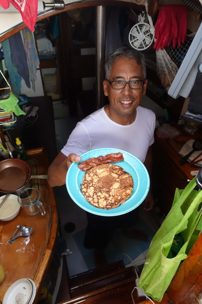 dominic-with-breakfast