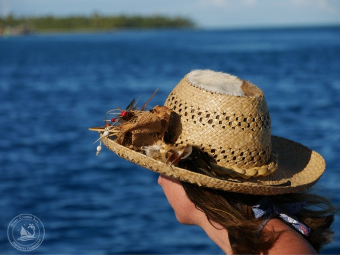 Prize #4. Hand-woven Hat
